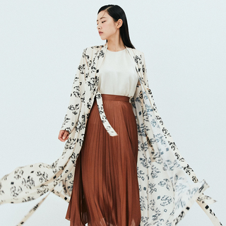 [Fairy tale] Robe beige black